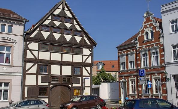 Kaufmannshaus am Schuhmarkt, Foto: TMB-Fotoarchiv/ScottyScout