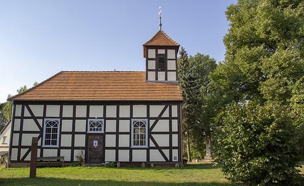 Dorfkirche Bölzke, Foto: TMB-Fotoarchiv/ScottyScout