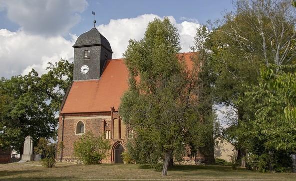 Evangelische Kirche, Briesen, ScottyScout