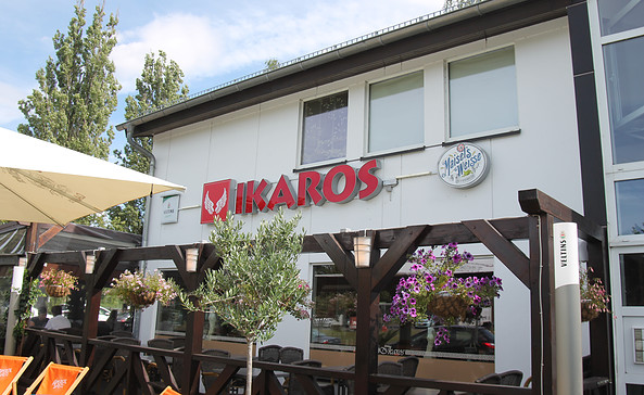 Restaurant Ikaros in Zeesen, Foto: Tourismusverband Dahme-Seen e.V. / Pauline Kaiser