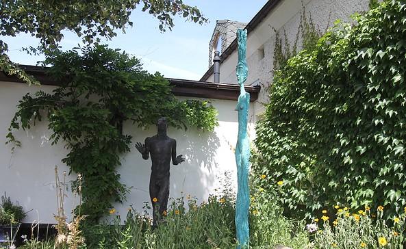 Atelier Schamal in Gussow, Foto: Tourismusverband Dahme-Seen e.V., Pauline Kaiser