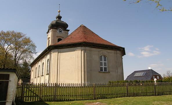 Dorfkirche Reckahn, Foto: Tourismusverband Havelland e.V.