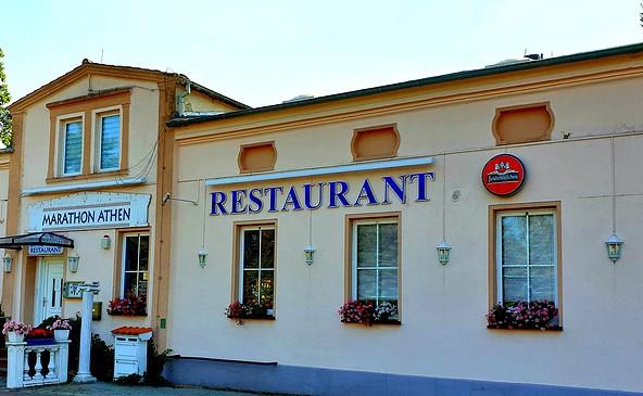 Restaurant Marathon Athen
