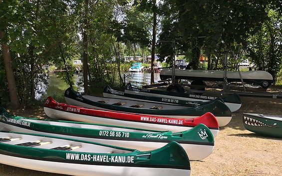 Das Havel Kanu