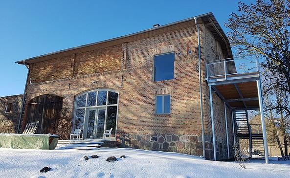 Gartenseite Landhaus Jakob, Foto: Margita Theurer
