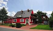 Spreewaldbalkonhaus