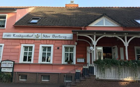 Landgasthof Alter Dorfkrug