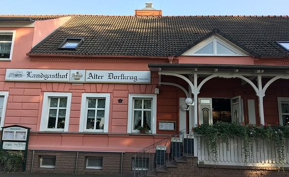 Alter Dorfkrug Groß Schulzendorf, Foto: Tourismusverband Fläming e.V.