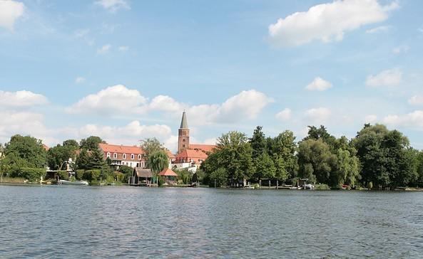 Blick auf den Dom St. Peter und Paul in Brandenburg an der Havel, Foto: TMB-Fotoarchiv/Steffen Lehmann