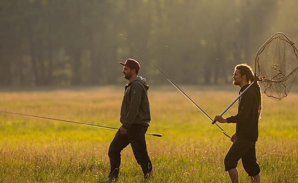 Spree, Angler, Foto: Florian Läufer