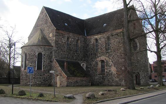 Sankt-Marien-Kirche Zahna