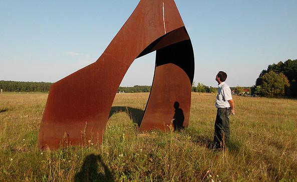 Skulpturenpark Bülzig © NP Fläming e.V.