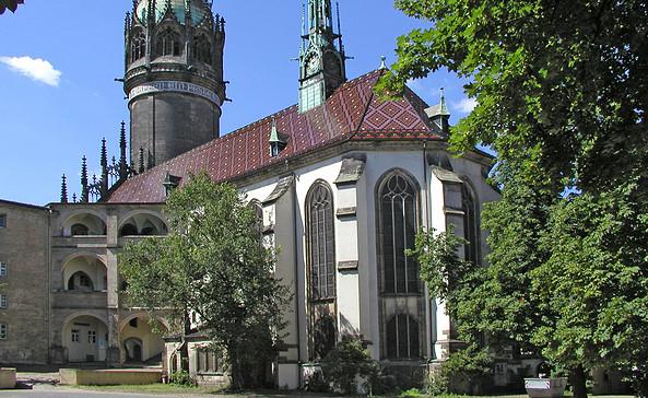 Schlosskirche Wittenberg © WittenbergKultur e.V./J.Winkelmann