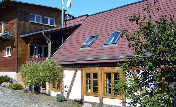 Außenansicht Ferienhaus Renne, Foto: Miachael Renne