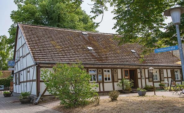 Fontanehaus, Foto: TMB-Fotoarchiv/ Steffen Lehmann