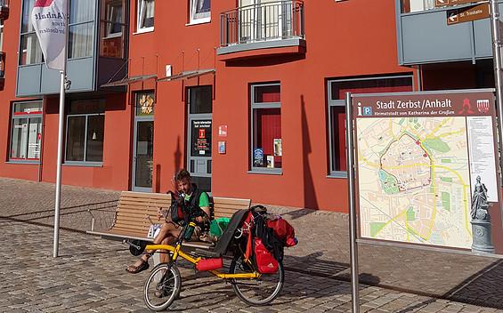 Touristinformation Zerbst/Anhalt