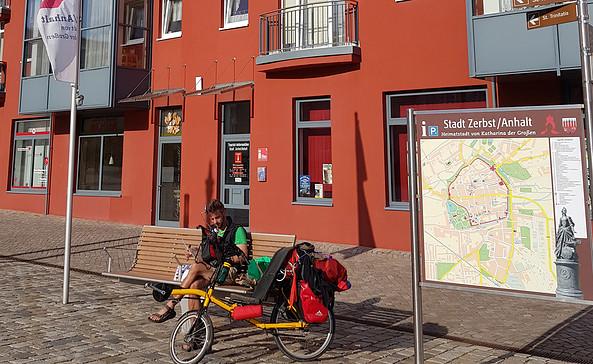 Tourist-Information Zerbst/Anhalt, Foto: Stadt Zerbst