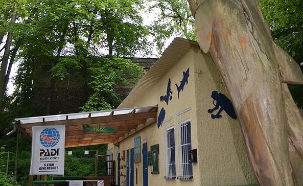 1A-Tauchcenter, Foto: Stadt- und Touristinformation Strausberg