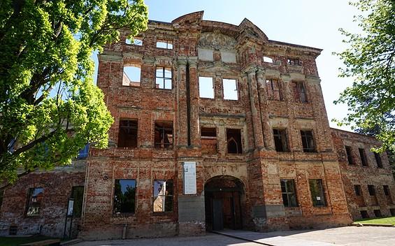 Schlossruine Dahme/Mark