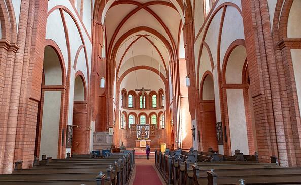 Klosterkirche St. Marien, Foto: TMB-Fotoarchiv/Steffen Lehmann