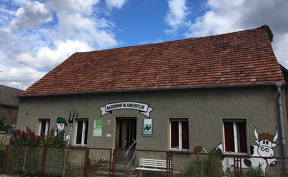 Hofladen Bauernhof Blankenfelde, Foto: Tourismusverband Fläming e.V.