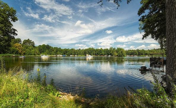 Blick auf den Rosenbecker See, Foto: Jürgen Rocholl
