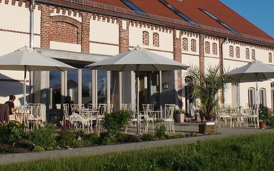 """""""Café Monet"""" im Landhaus Ribbeck"""