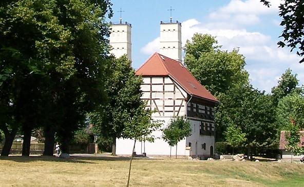 Kulturmeile Straupitz, Foto: TEG