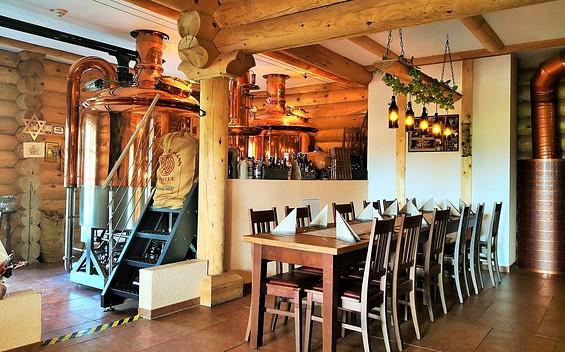 Restaurant LIDO im Hotel LéonWood