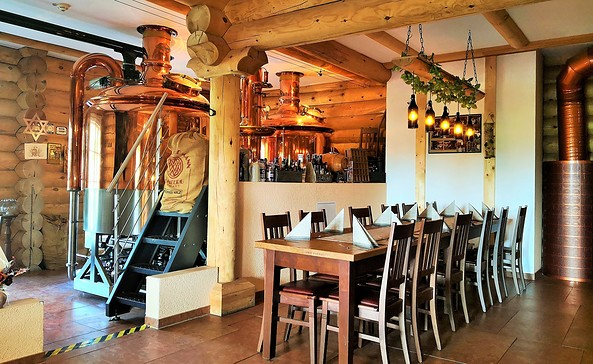 Restaurant im Hotel Lido, Foto: Tourismusverband Lausitzer Seenland, Marcus Heberle