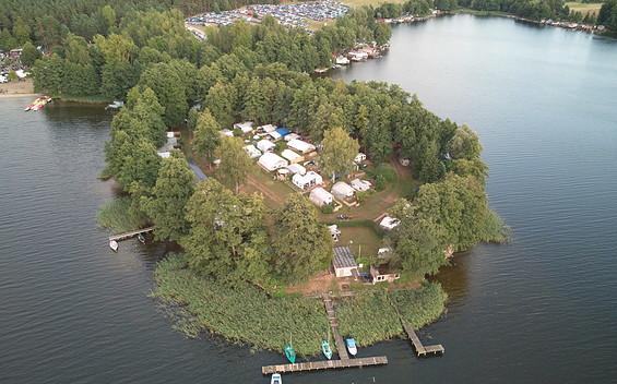Campingplatz am Wolletzsee