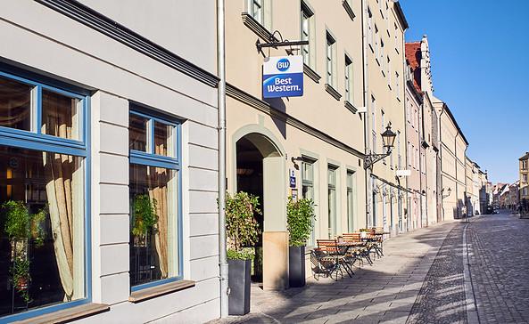 Best Western soibelmanns in der Altstadt, Foto: Best Western soibelmanns