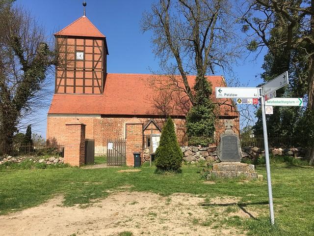 Kirche Fergitz