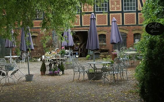 Café Zur alten Lebkuchenfabrik