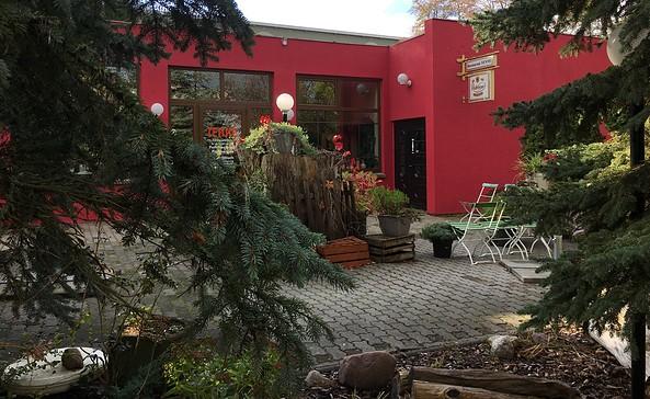 Restaurant Tenne, Foto: Anja Warning