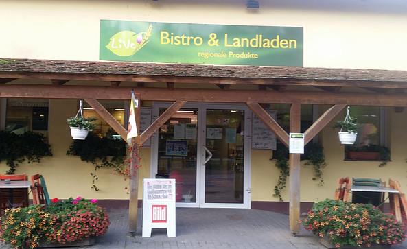 Live Bistro und Landladen, Foto: Tourismusverband Fläming