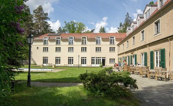 """Bildungs- und Begegnungsstätte """"Haus Dahmshöhe"""""""