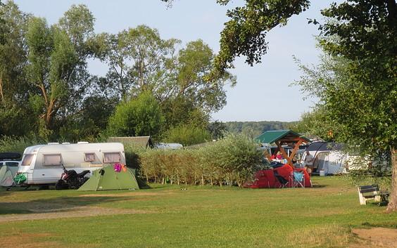Campingplatz Nord am Neuendorfer See