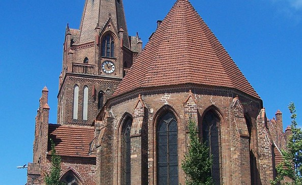 Maria-Magdalenen-Kirche Eberswalde, Foto: Hans-Peter Giering
