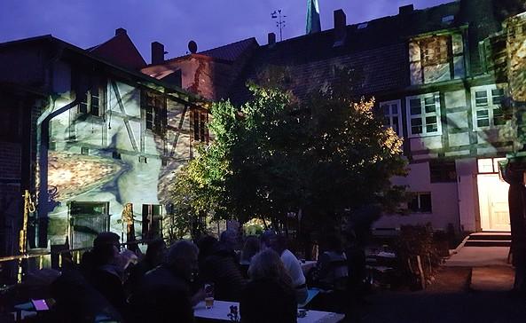 Der Haselhof in Oderberg, Foto: Gabriele Diebel