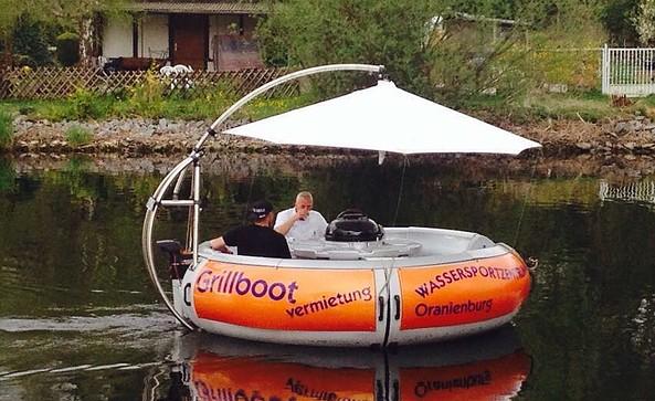 Bootsverleih im Wassersportzentrum Oranienburg