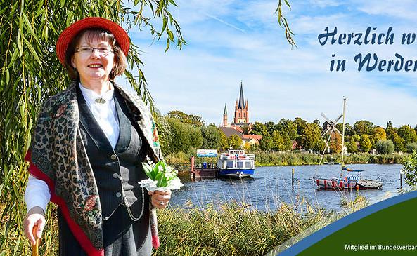 Enke, Jutta als Werdersche Foto: Tourismusverband Havelland e.V.