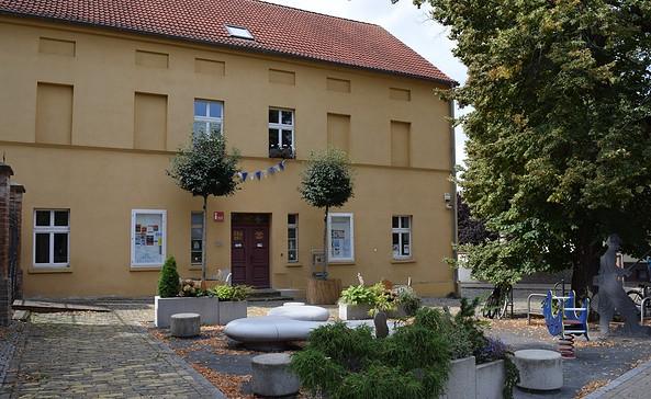 Fahrradvermietung in der Tourist-Information Ketzin/Havel, Foto: Tourismusverband Havelland e.V.