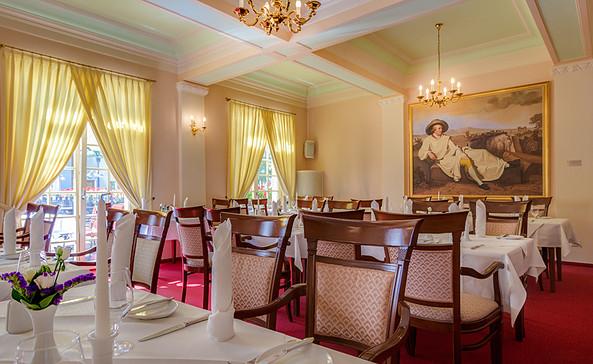 Restaurant im Seehotel Großräschen, Foto: Betreiber