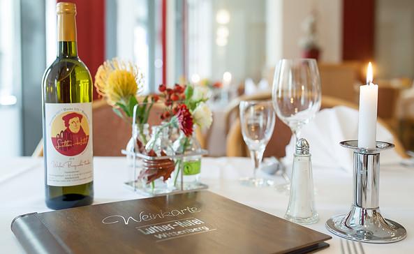 Restaurant im Luther-Hotel, Foto: Albrechtshof Hotel Betriebs GmbH