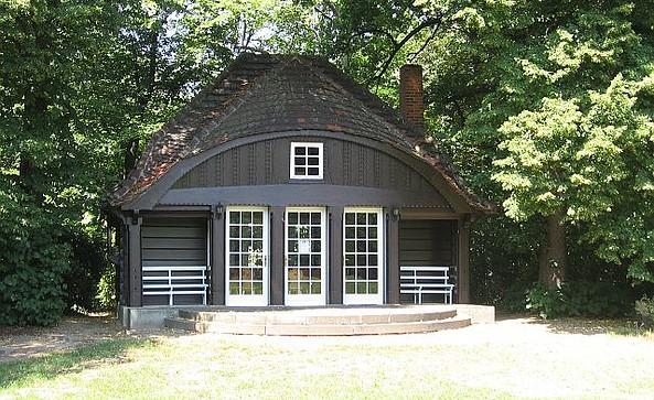 Teehaus Ahldorf, Foto: Stadt Schönewalde