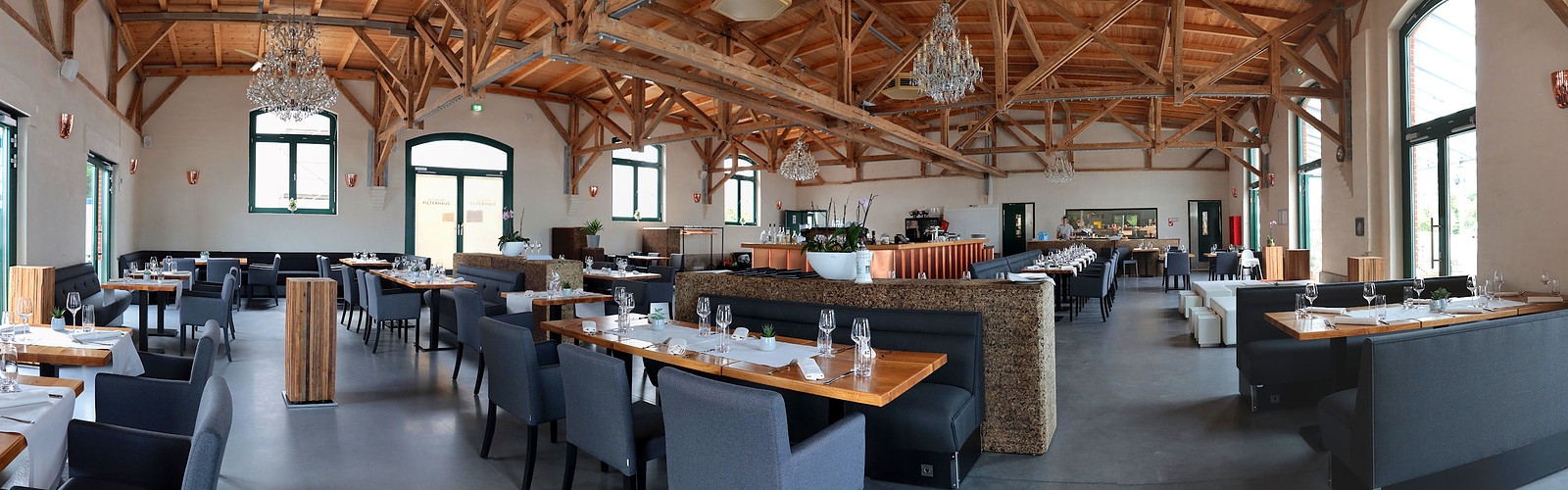 Restaurant Filterhaus, photo: Karsten Wiesner