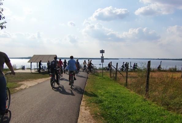 Am Senftenberger See, Foto: Wieck