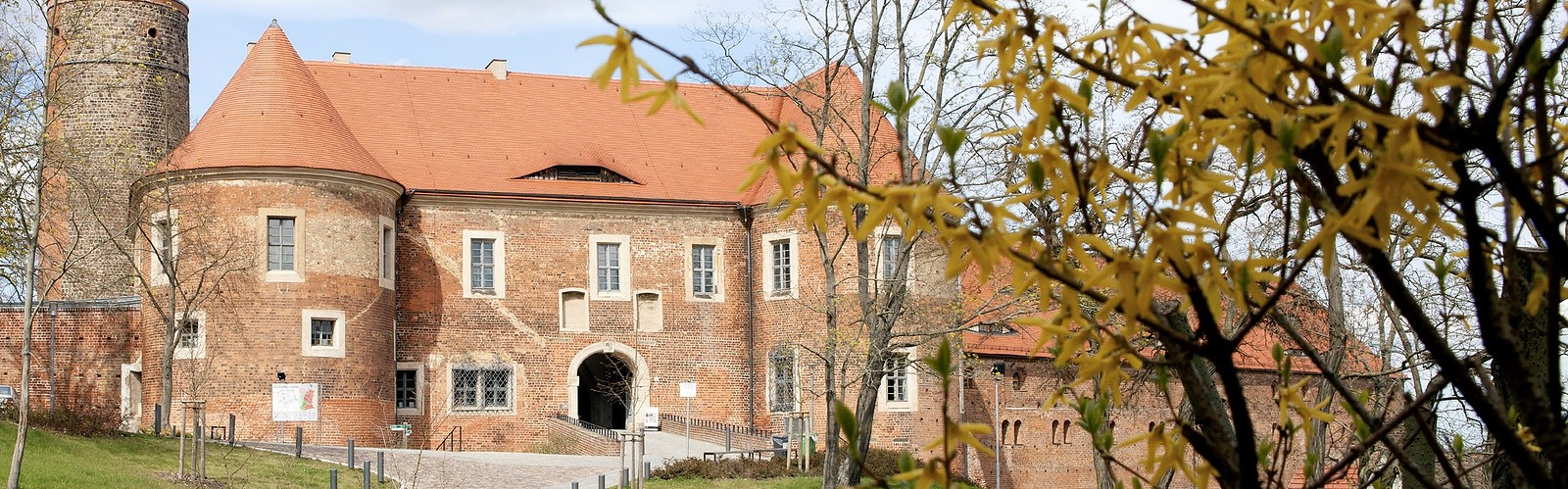 Burghotel Bad Belzig in Eisenhardt Castle, photo Burghotel Bad Belzig