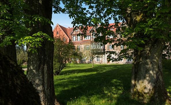 Kloster Stift zum Heiligengrabe, Foto: Dietmar Rabich